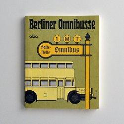 ドイツの古本 - Berliner Omnibusse(ベルリンのバス)