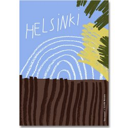 Camille Romano [ HELSINKI - Seurasaari ] postcard