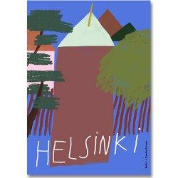 Camille Romano [ HELSINKI - Kallio ] postcard