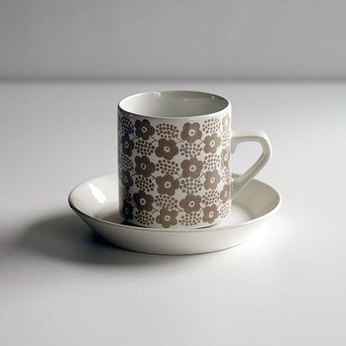 <img class='new_mark_img1' src='https://img.shop-pro.jp/img/new/icons16.gif' style='border:none;display:inline;margin:0px;padding:0px;width:auto;' /><30% OFF> ARABIA / Raija Uosikkinen [ Rypale ] coffeecup & saucer