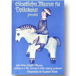 <img class='new_mark_img1' src='https://img.shop-pro.jp/img/new/icons36.gif' style='border:none;display:inline;margin:0px;padding:0px;width:auto;' />DDR vintage poster [ Staatliches Museum ]