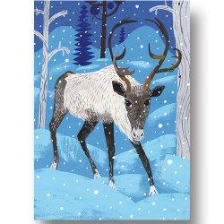Kehvola Design / Matti Pikkujamsa [ Poro ] postcard