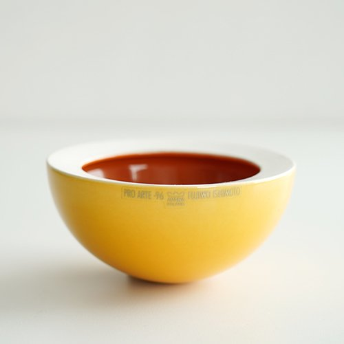 <img class='new_mark_img1' src='https://img.shop-pro.jp/img/new/icons16.gif' style='border:none;display:inline;margin:0px;padding:0px;width:auto;' /><30% OFF> ARABIA / Fujiwo Ishimoto [ PRO ARTE 1996 / MANDARIINI ] ceramic bowl