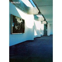 Alvar Aalto [ LAPIN MAAKUNTAKIRJASTO - ロヴァニエミ市立図書館 ] A3 poster (B)