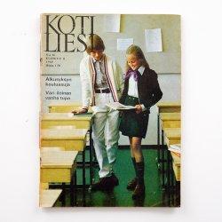 KOTILIESI - フィンランドの女性誌 - 1969年 No.16
