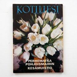 KOTILIESI - フィンランドの女性誌 - 1969年 No.11