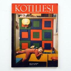 KOTILIESI - フィンランドの女性誌 - 1969年 No.2