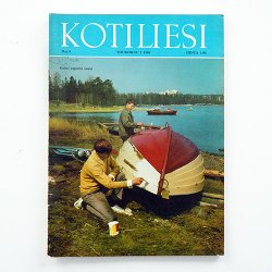 KOTILIESI - フィンランドの女性誌 - 1968年 No.9