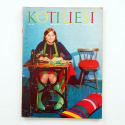KOTILIESI - フィンランドの女性誌 - 1966年 No.23