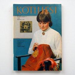 KOTILIESI - フィンランドの女性誌 - 1965年 No.21