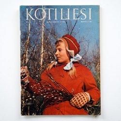 KOTILIESI - フィンランドの女性誌 - 1965年 No.5