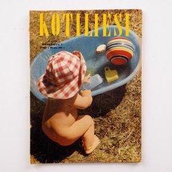KOTILIESI - フィンランドの女性誌 - 1960年 No.13