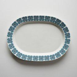 ARABIA / Esteri Tomula [ VEERA ] oval plate