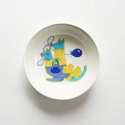 ARABIA / Gunvor Olin Gronqvist [ Kengu ] 17.5cm deep plate