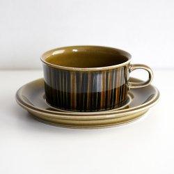 <img class='new_mark_img1' src='https://img.shop-pro.jp/img/new/icons48.gif' style='border:none;display:inline;margin:0px;padding:0px;width:auto;' />ARABIA / Gunvor Olin Gronqvist [ KOSMOS ] teacup & saucer