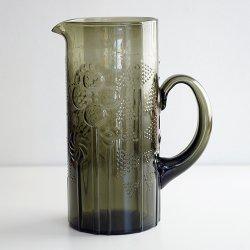 Nuutajarvi / Oiva Toikka [ Flora ] jug / pitcher