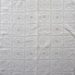 Tampella / Dora Jung [ SIRKKA ] vintage table cloth