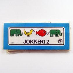 JOKKERI 2 - フィンランドのカードゲーム