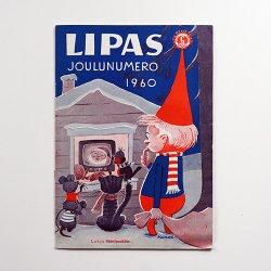 LIPAS - フィンランドの雑誌 1960年