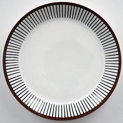 Gustavsberg / Stig Lindberg [ SPISA RIBB ] 25cm plate