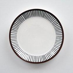 Gustavsberg / Stig Lindberg [ SPISA RIBB ] 17cm plate