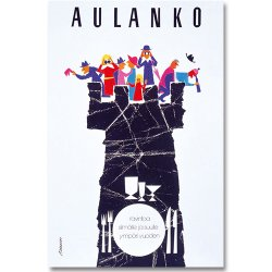 Come to Finland / Erik Bruun [ AULANKO ] 大判ポストカード