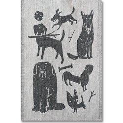 LAPUAN KANKURIT / Matti Pikkujamsa [ KOIRAPUISTO ] キッチンクロス