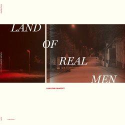 ILMILIEKKI QUARTET / LAND OF  REAL MEN - NEW 2LP