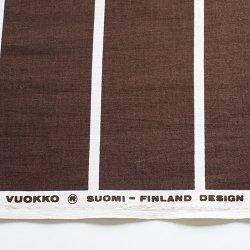 VUOKKO / Vuokko Eskolin-Nurmesniemi [ UUSIRAITA 1970 ] vintage fabric