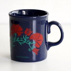 <img class='new_mark_img1' src='https://img.shop-pro.jp/img/new/icons48.gif' style='border:none;display:inline;margin:0px;padding:0px;width:auto;' />marimekko [ made in England - Turip ] old mug