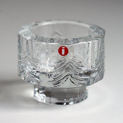 iittala / Jorma Vennola [ Kuusi ] candle holder