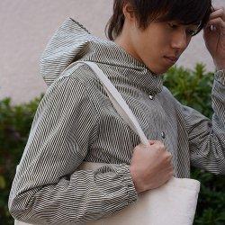 marimekko vintage [ VIIRIAINEN ]  レディース フード付きジャケット