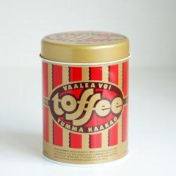 Fazer [ toffee ] ブリキ キャニスター