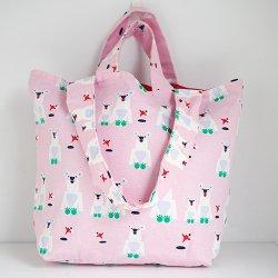marimekko handmade [ JAAKARHU ] 2WAY トートバッグ