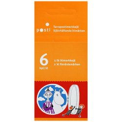 フィンランドの切手シート - ムーミン 2011年
