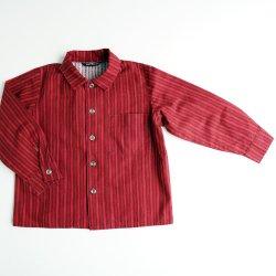 marimekko used [ JOKAPOIKA ] キッズ 100サイズ 長袖シャツ