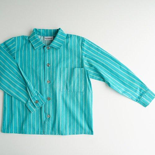 marimekko used [ JOKAPOIKA ] キッズ 110サイズ 長袖シャツ