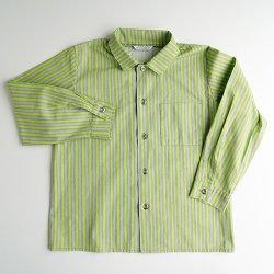 marimekko used [ JOKAPOIKA ] キッズ 116-122サイズ 長袖シャツ