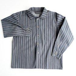 marimekko used [ JOKAPOIKA ] キッズ 120サイズ 長袖シャツ
