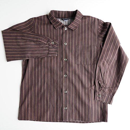 marimekko used [ JOKAPOIKA ] キッズ 130サイズ 長袖シャツ