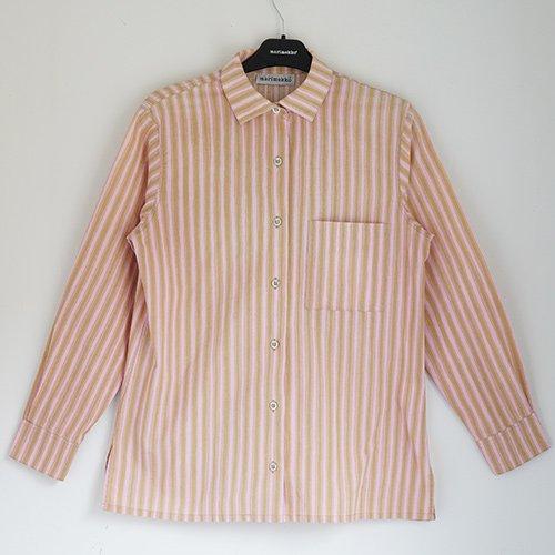 marimekko used [ JOKAPOIKA ] ミス Sサイズ 長袖シャツ