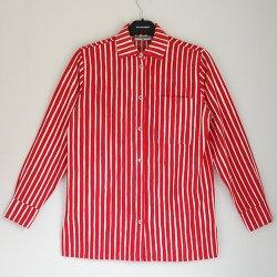 marimekko vintage [ JOKAPOIKA ] ミス XSサイズ 長袖シャツ