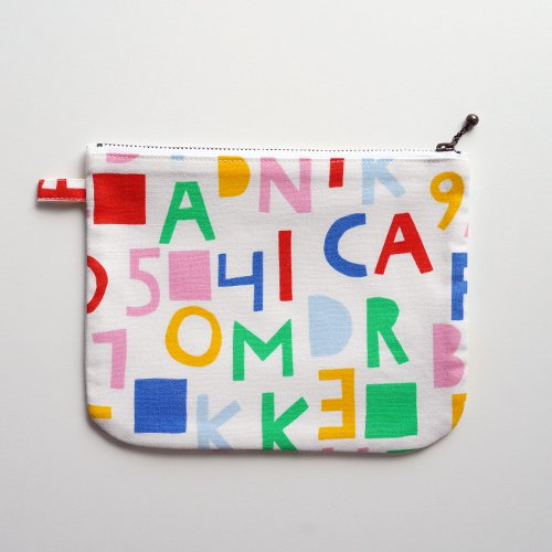 marimekko handmade [ ONNIMANNI ] ファスナーポーチ