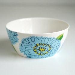 <img class='new_mark_img1' src='https://img.shop-pro.jp/img/new/icons48.gif' style='border:none;display:inline;margin:0px;padding:0px;width:auto;' />iittala x marimekko [ Primavera ] bowl(アクアターコイズ 未使用品)