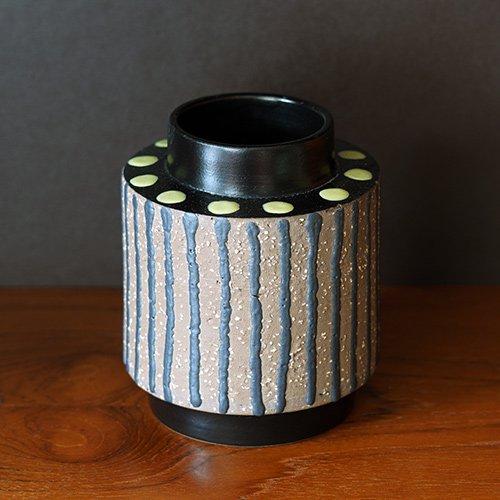 Upsala Ekeby / Mari Simmulson [ Ringo ] vase