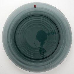 iittala / Aino Aalto [ Aino Aalto ] 280mm plate (grey) 2点セット