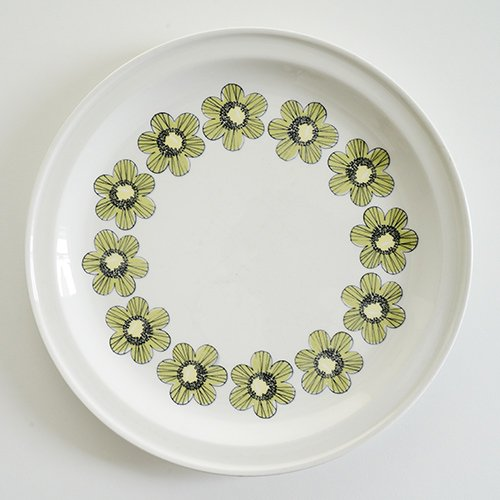 ARABIA / Esteri Tomula [ Primavera ] 23cm  plate