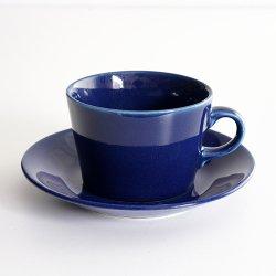 ARABIA / Kaj Franck [ KILTA ] coffeecup & saucer
