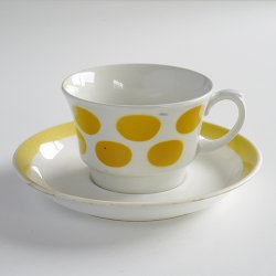 <img class='new_mark_img1' src='https://img.shop-pro.jp/img/new/icons48.gif' style='border:none;display:inline;margin:0px;padding:0px;width:auto;' />ARABIA [ stencil / EP-model ] cup & saucer