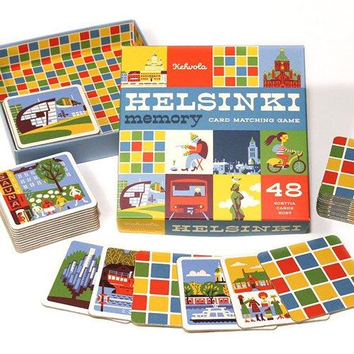 Kehvola design [ HELSINKI ] メモリーゲーム